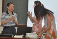 张志凤老师为学员答疑