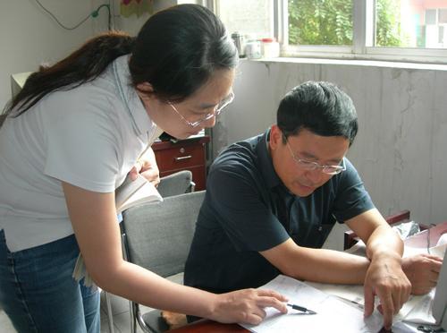 武红秋老师为学员答疑